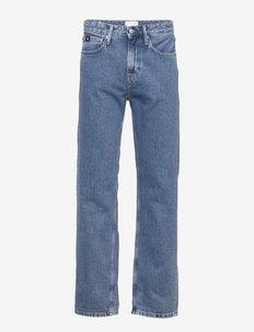 90S STRAIGHT JEAN - regular jeans - denim medium