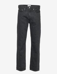 90S STRAIGHT JEAN - regular jeans - denim black