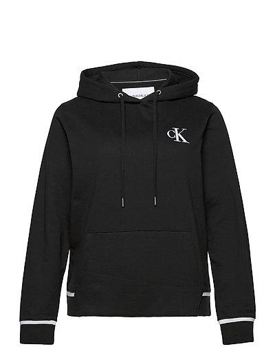 Plus Ck Embroidery Hoodie Hoodie Pullover Schwarz CALVIN KLEIN JEANS | CALVIN KLEIN SALE