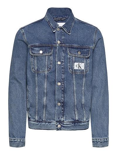 90s Denim Jacket Jeansjacke Denimjacke Blau CALVIN KLEIN JEANS | CALVIN KLEIN SALE