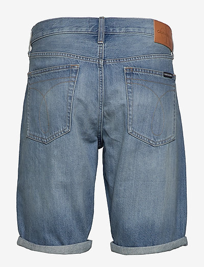 Calvin Klein Jeans Regular Short- Shorts Da037 Light Blue