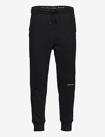 MICRO  BRANDING HWK PANT - vêtements - ck black