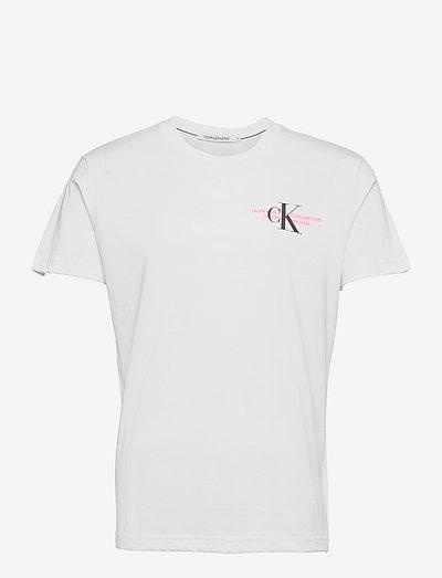 CK URBAN GRAPHIC T-SHIRT - t-shirts basiques - bright white