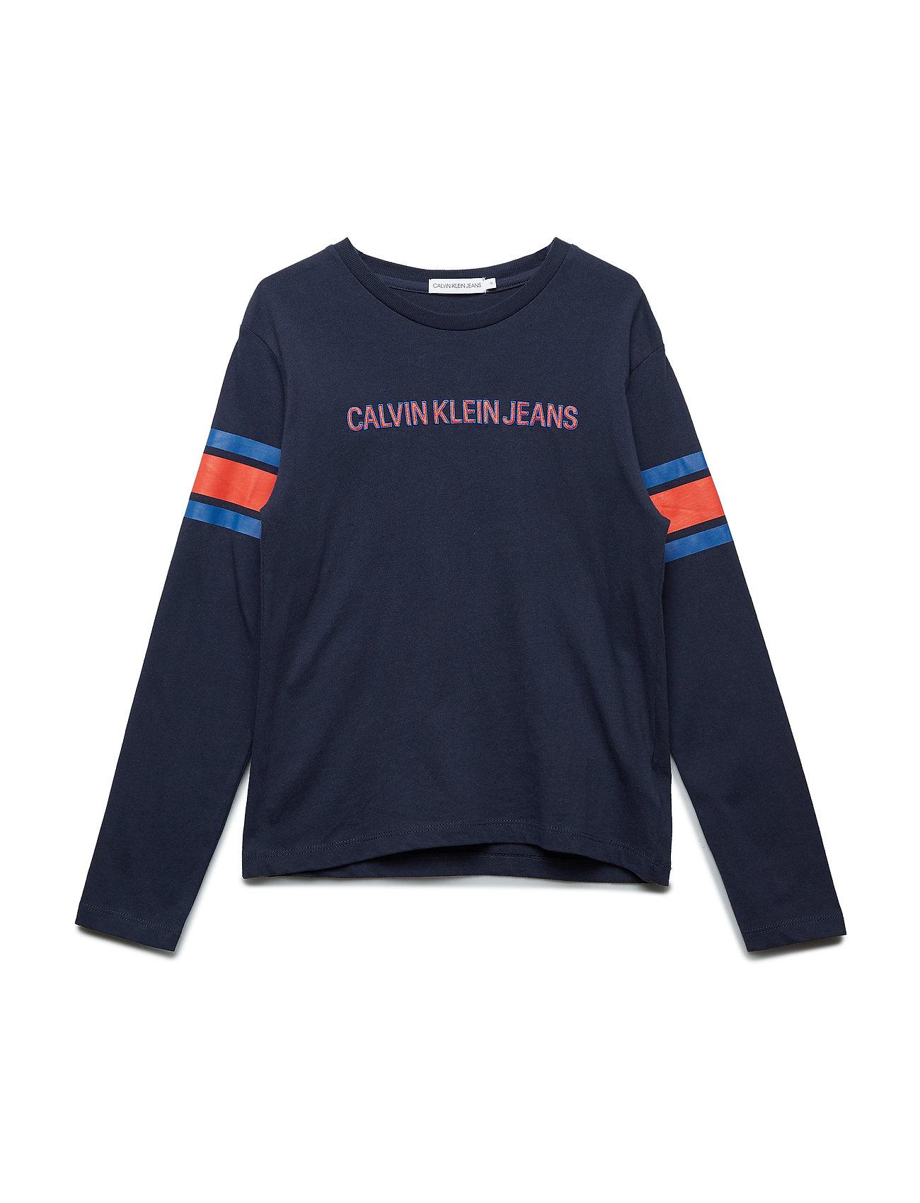 Calvin Klein SLEEVE STRIPE REGULA