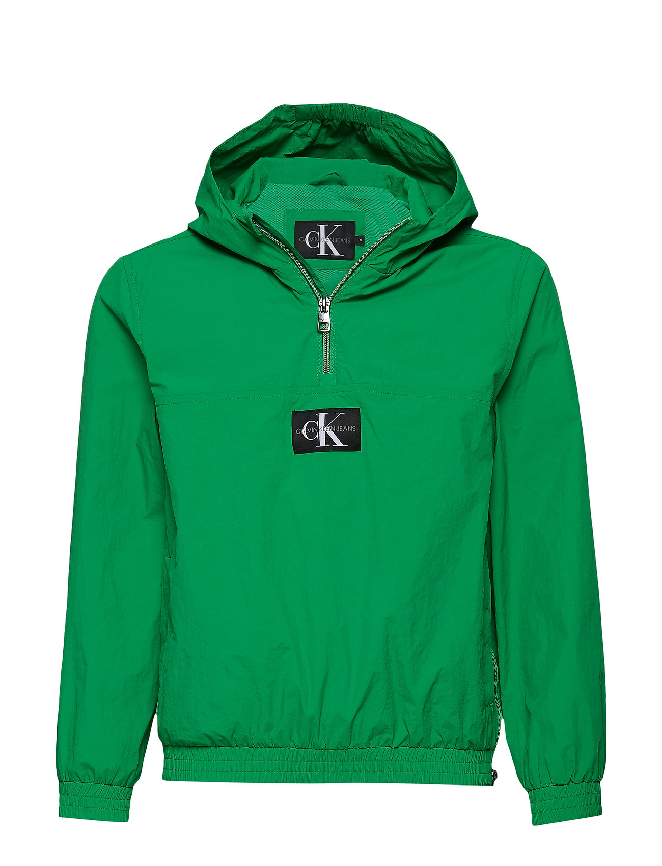 Calvin Klein CK PACKABLE ANORAK WITH BUMBAG - FERN GREEN