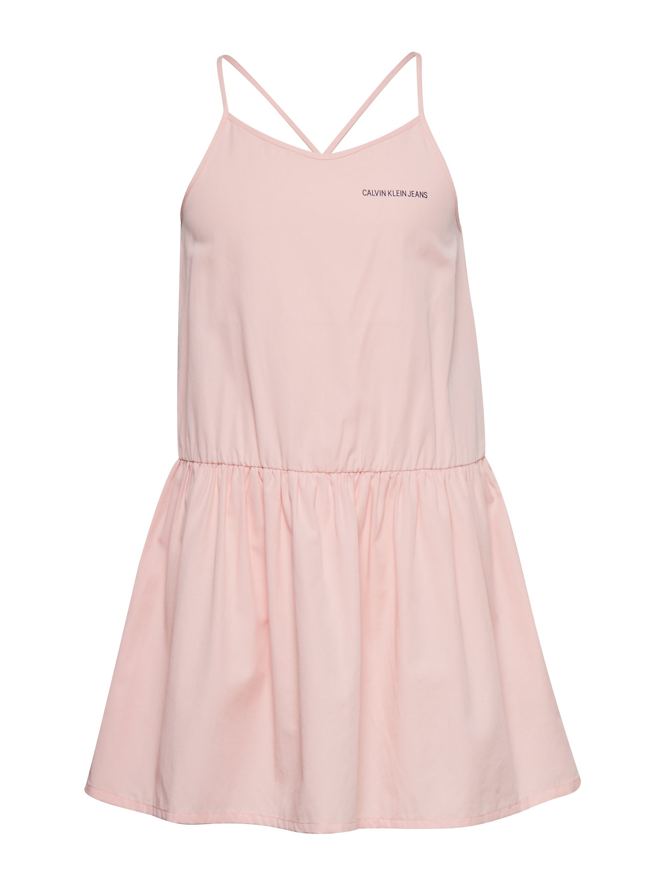 Calvin Klein EASY SLIP ON DRESS - BLOSSOM