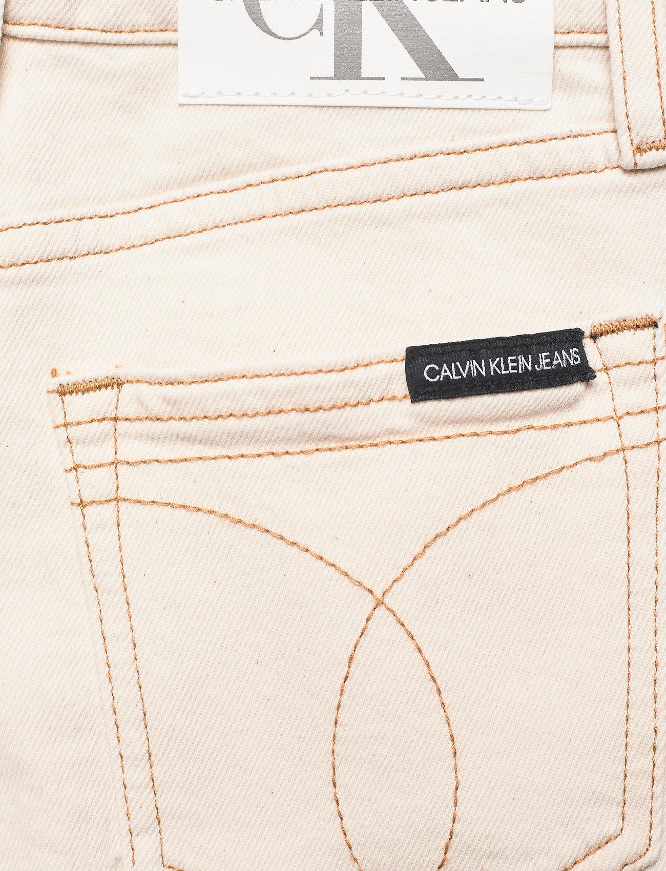 Calvin Klein - BARREL LEG ECRU NATURAL COM - jeans - ecru natural comfort - 1