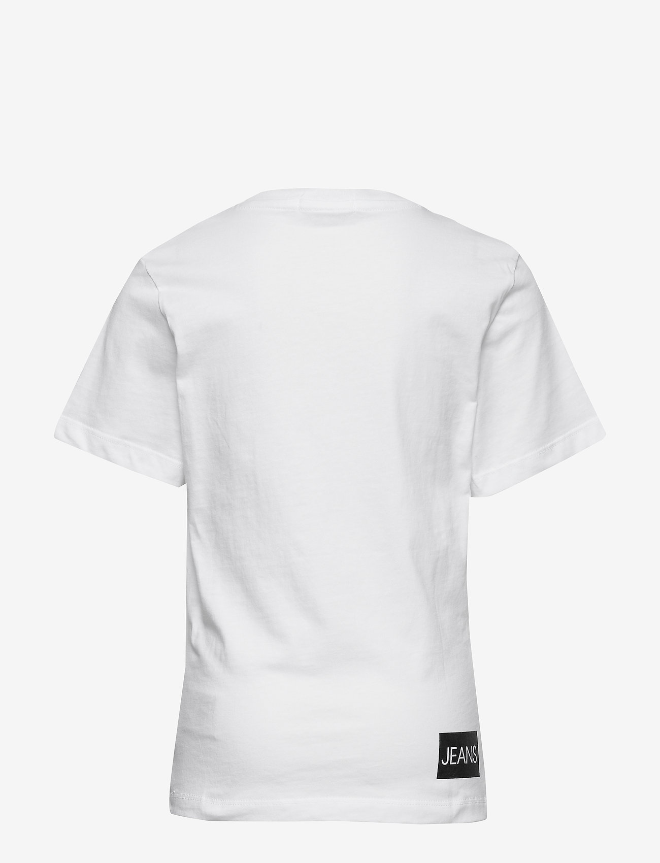 Calvin Klein - INSTITUTIONAL SS T-SHIRT - t-shirts - bright white - 1