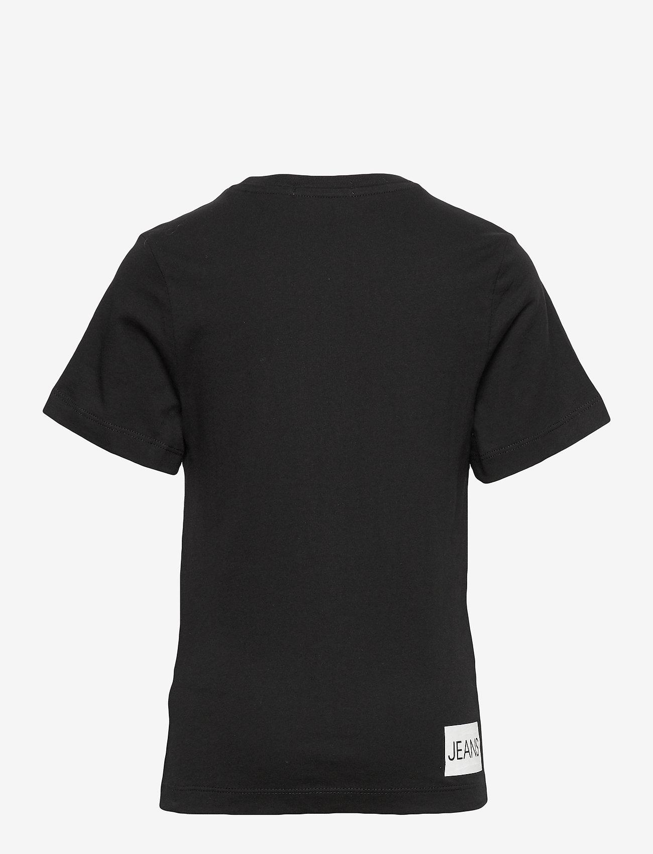 Calvin Klein - INSTITUTIONAL SS T-SHIRT - t-shirts - ck black - 1