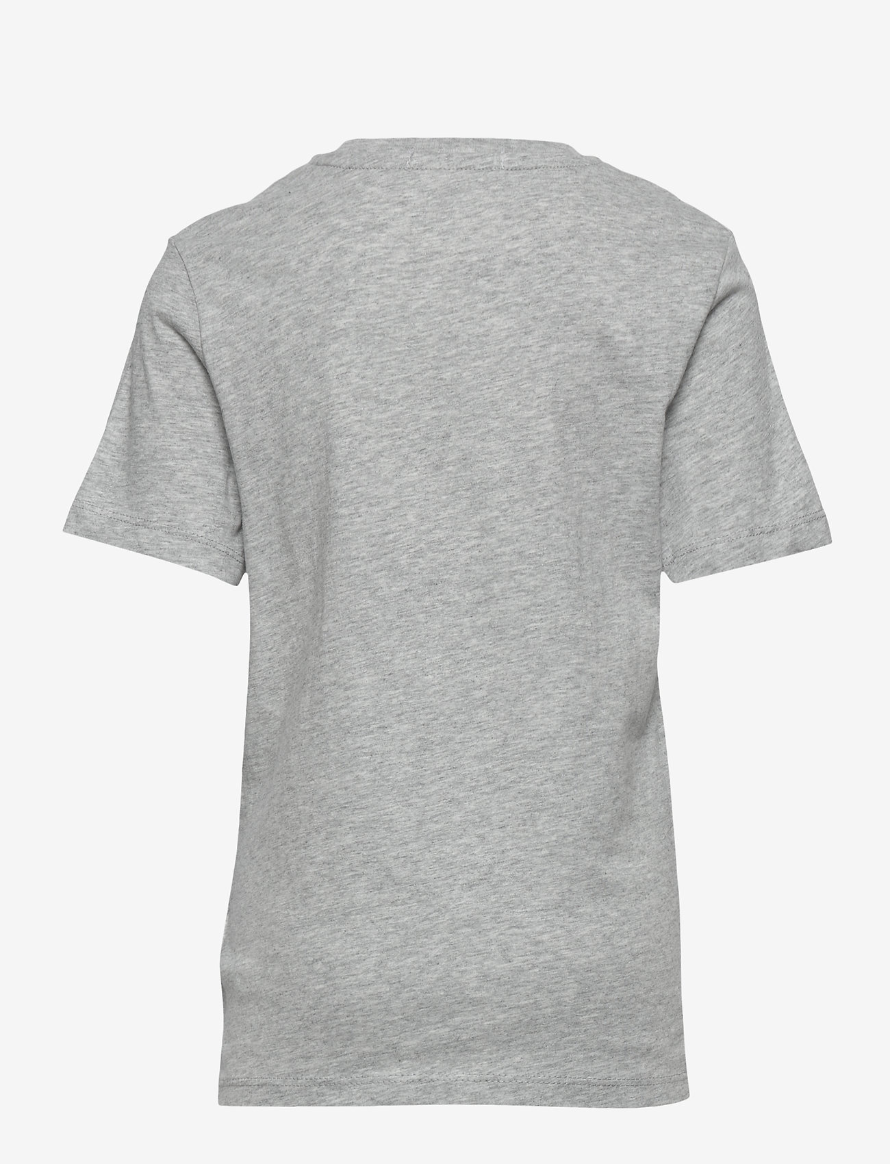 Calvin Klein - MONOGRAM POCKET TOP - korte mouwen - light grey heather - 1