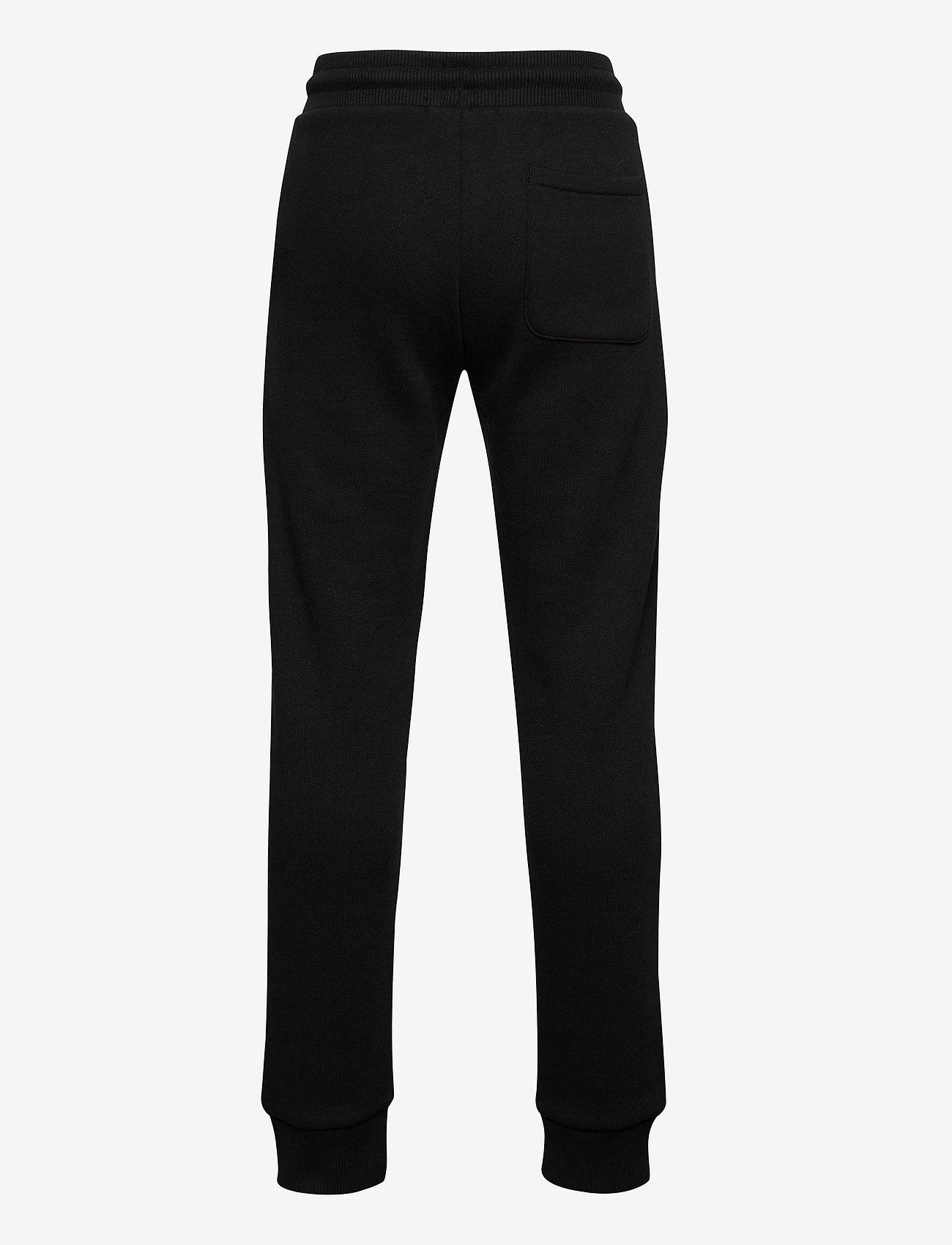 Calvin Klein - MONOGRAM SWEATPANTS - joggingbroek - ck black - 1