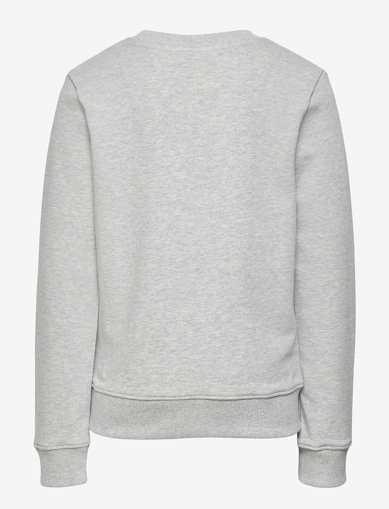 Calvin Klein - REFLECTIVE LOGO SWEATSHIRT - sweatshirts - light grey heather - 1