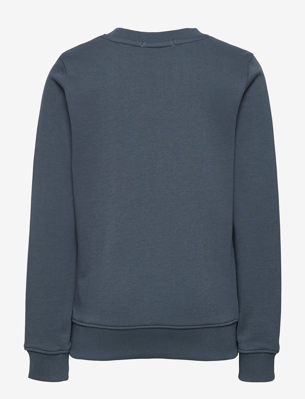 Calvin Klein - LOGO CHEST BOX SWEATSHIRT - sweatshirts - orion blue - 1