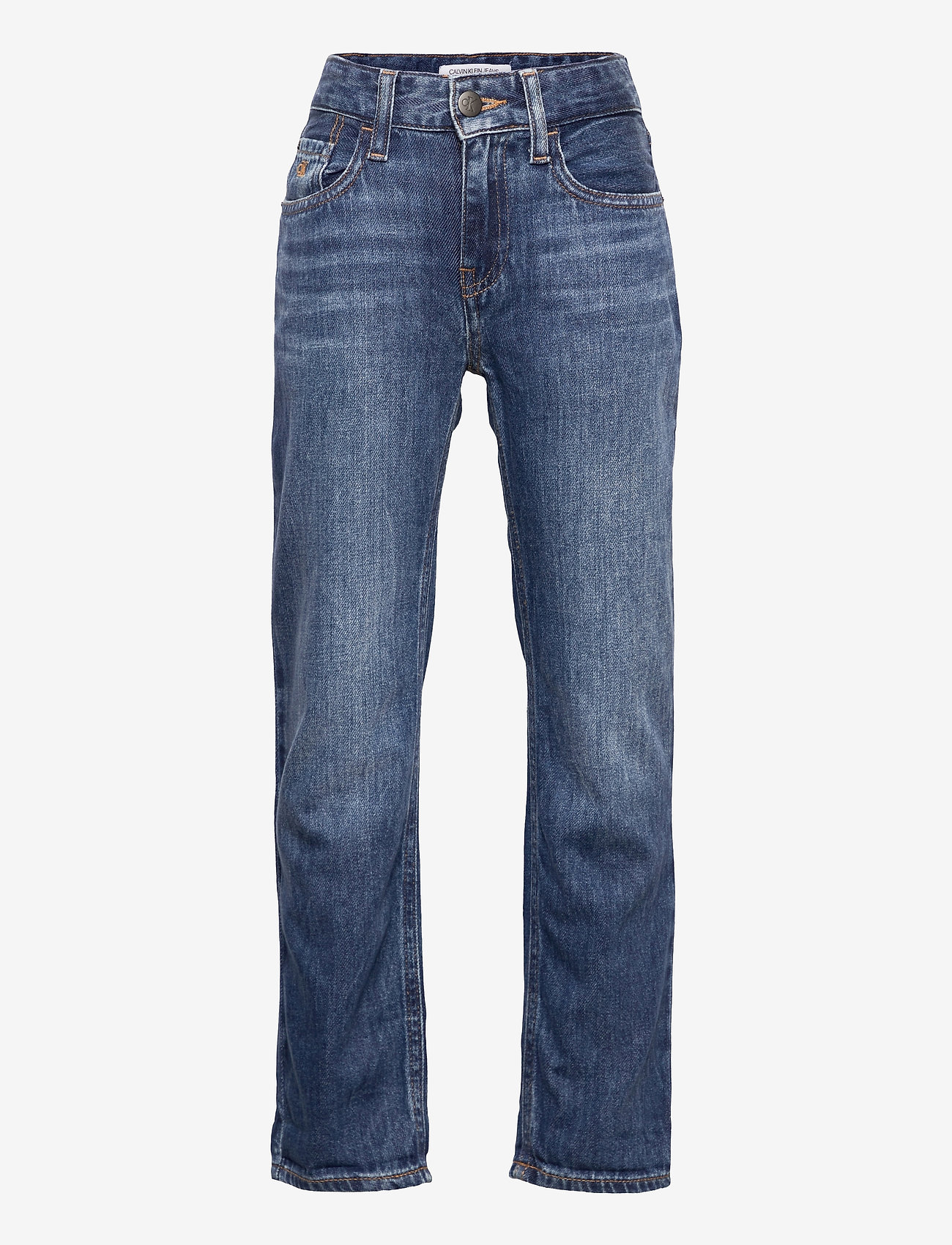 Calvin Klein - REGULAR STRAIGHT AUT L W - jeans - authentic light weight - 0