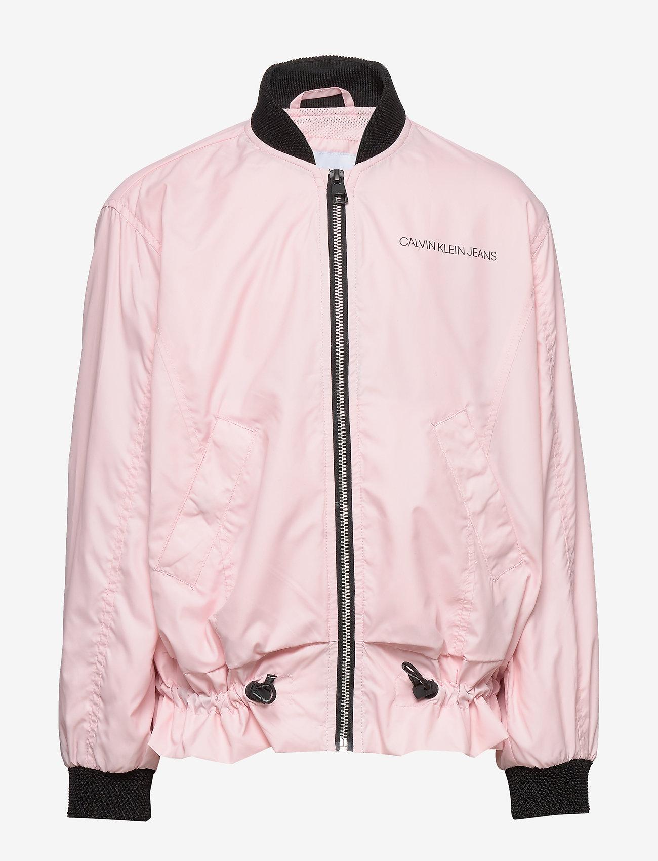 Calvin Klein - ESSENTIAL LIGHT BOMB - bomberjacks - chalk pink - 0