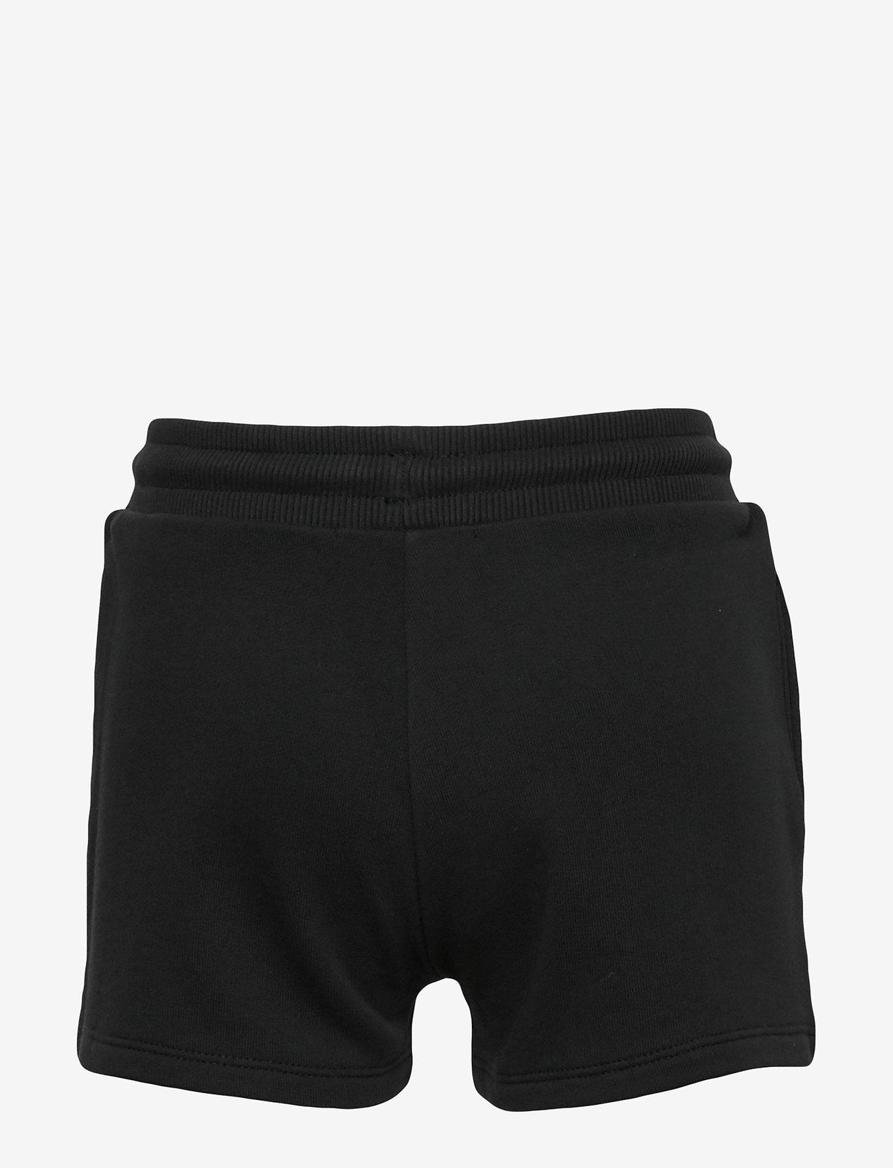 Calvin Klein - SMALL MONOGRAM SHORT - shorts - ck black - 1