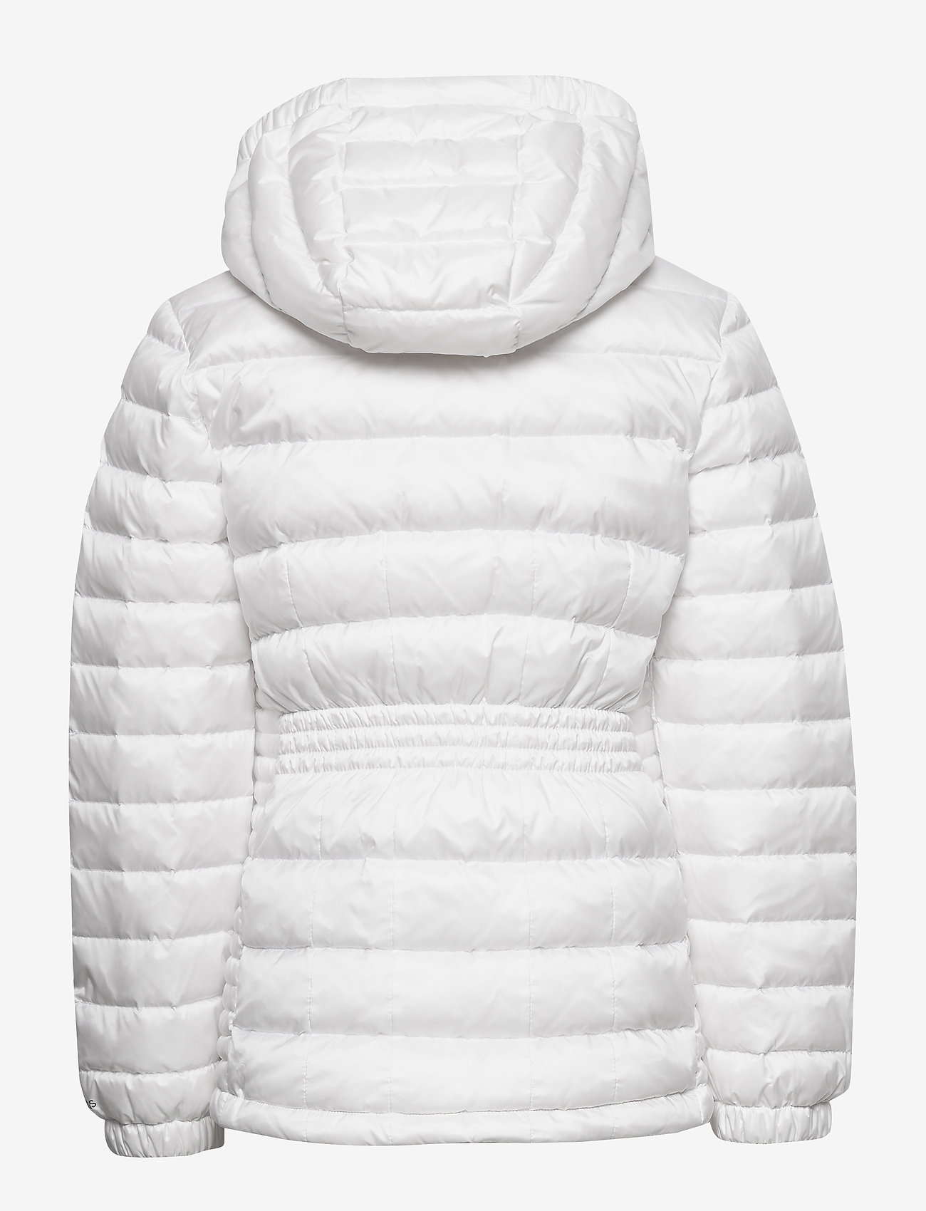 Calvin Klein - FITTED LIGHT DOWN JACKET - puffer & padded - bright white - 1