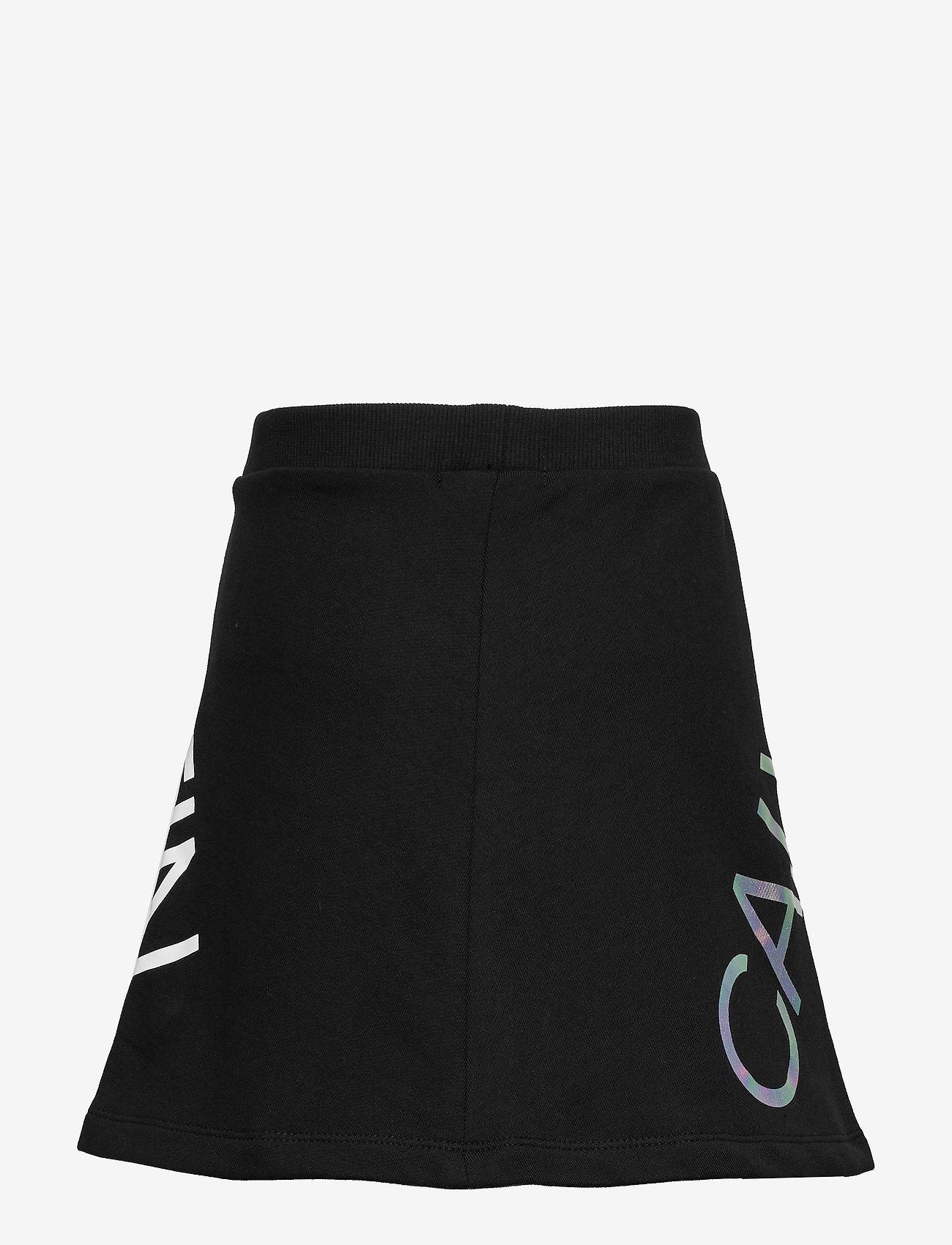 Calvin Klein - HERO LOGO SKIRT - spódnice - ck black - 1