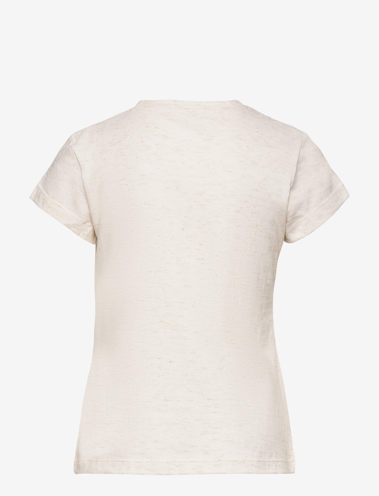Calvin Klein - OVERLAPPING MONOGRAM T-SHIRT - t-shirts - bright white - 1