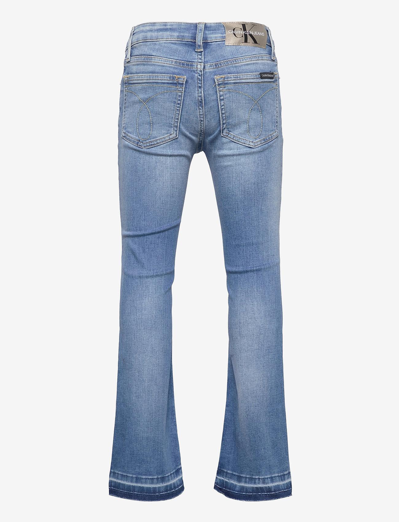Calvin Klein - FLARE MR INFINITE LIGHT BL STR - jeans - infinite light blue stretch - 1