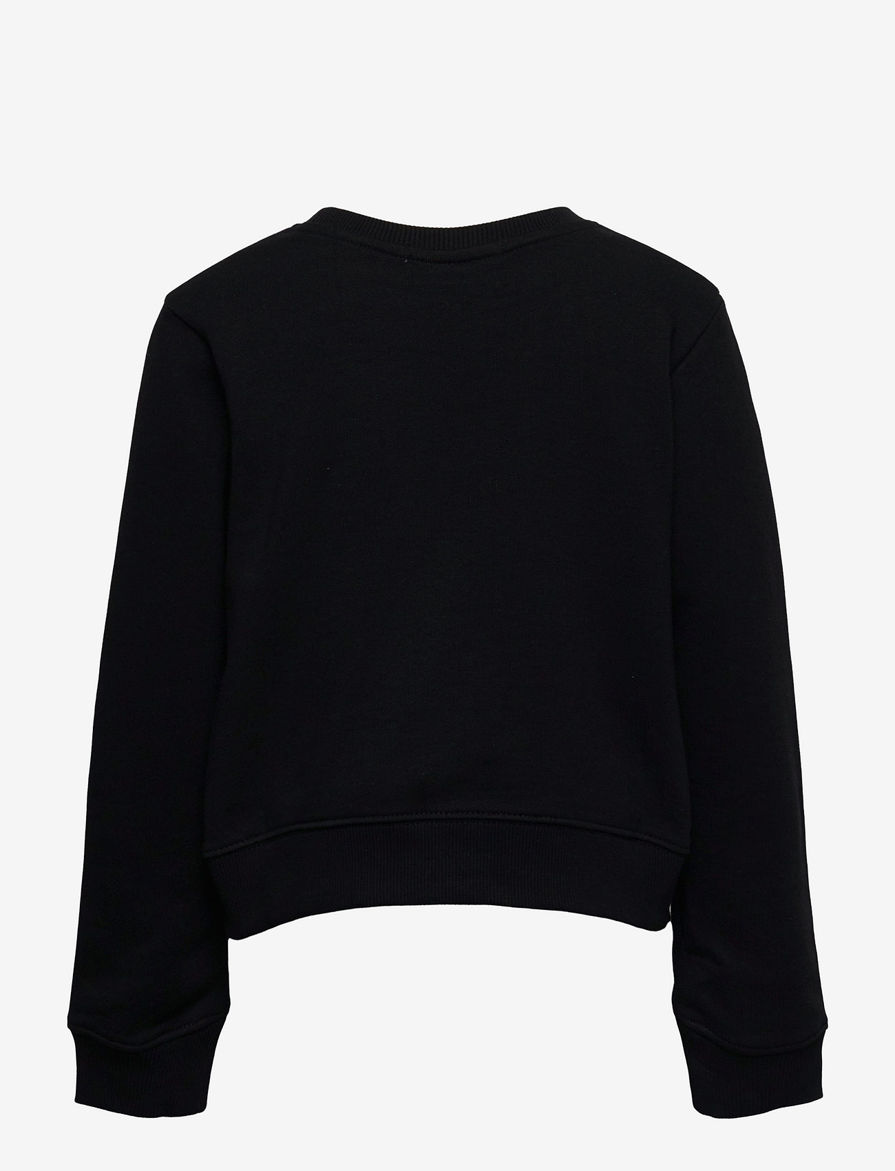Calvin Klein - CK REPEAT FOIL SWEATSHIRT - sweatshirts - ck black - 1