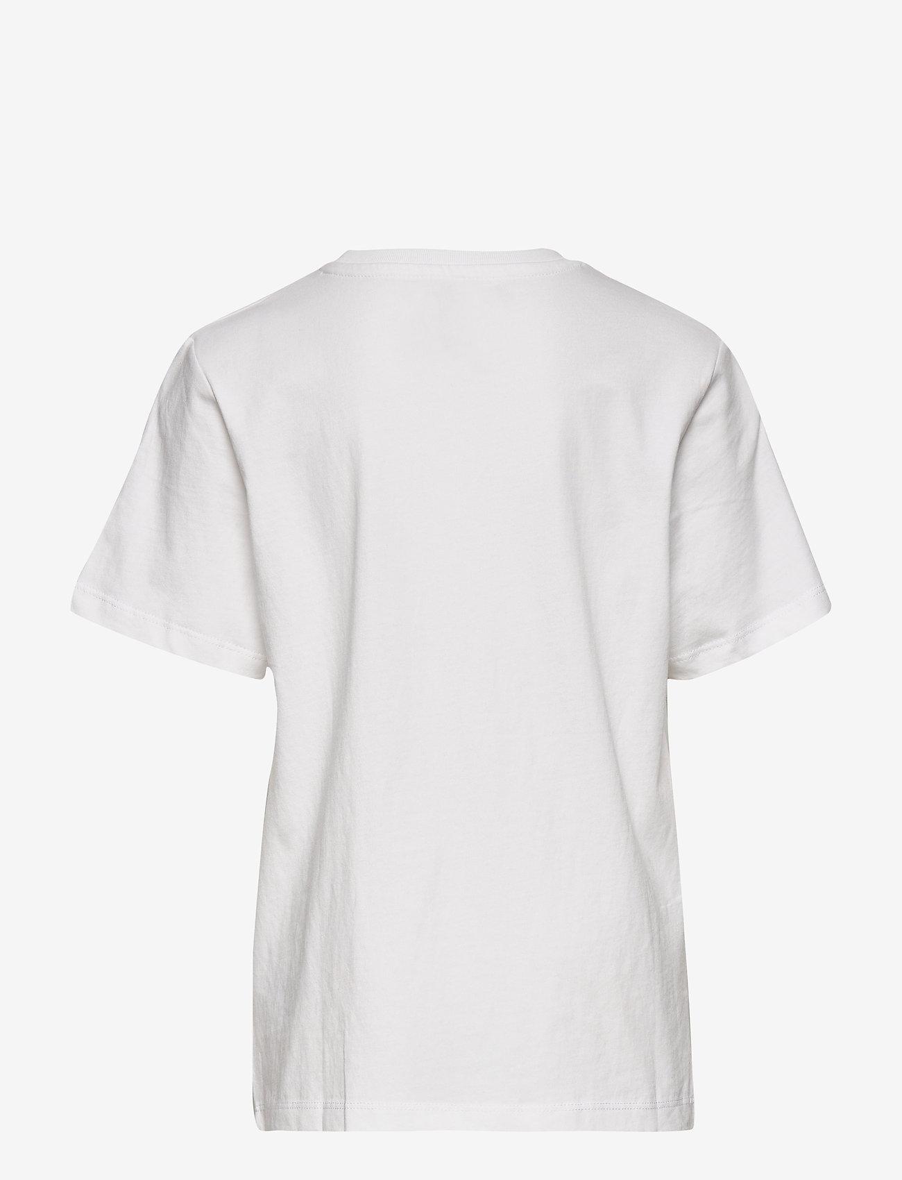 Calvin Klein - MONOGRAM LOGO T-SHIRT - t-shirts - bright white - 1
