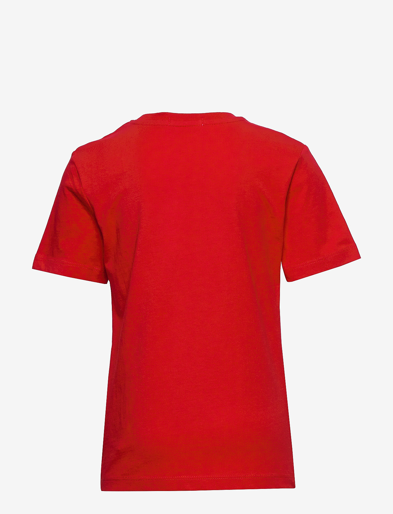 Calvin Klein - MONOGRAM LOGO T-SHIRT - korte mouwen - fierce red - 1