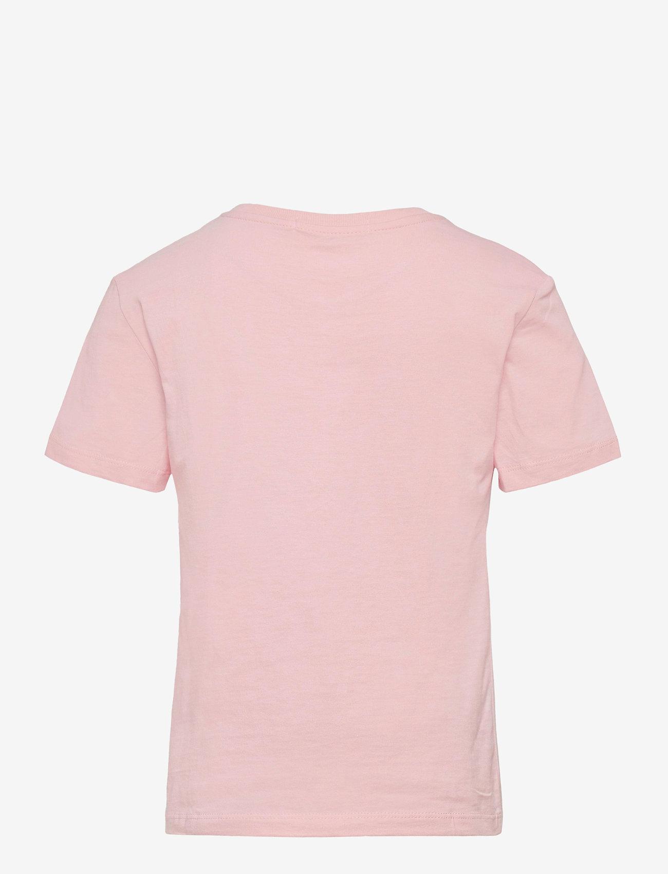 Calvin Klein - MONOGRAM LOGO T-SHIRT - t-shirts - sand rose - 1