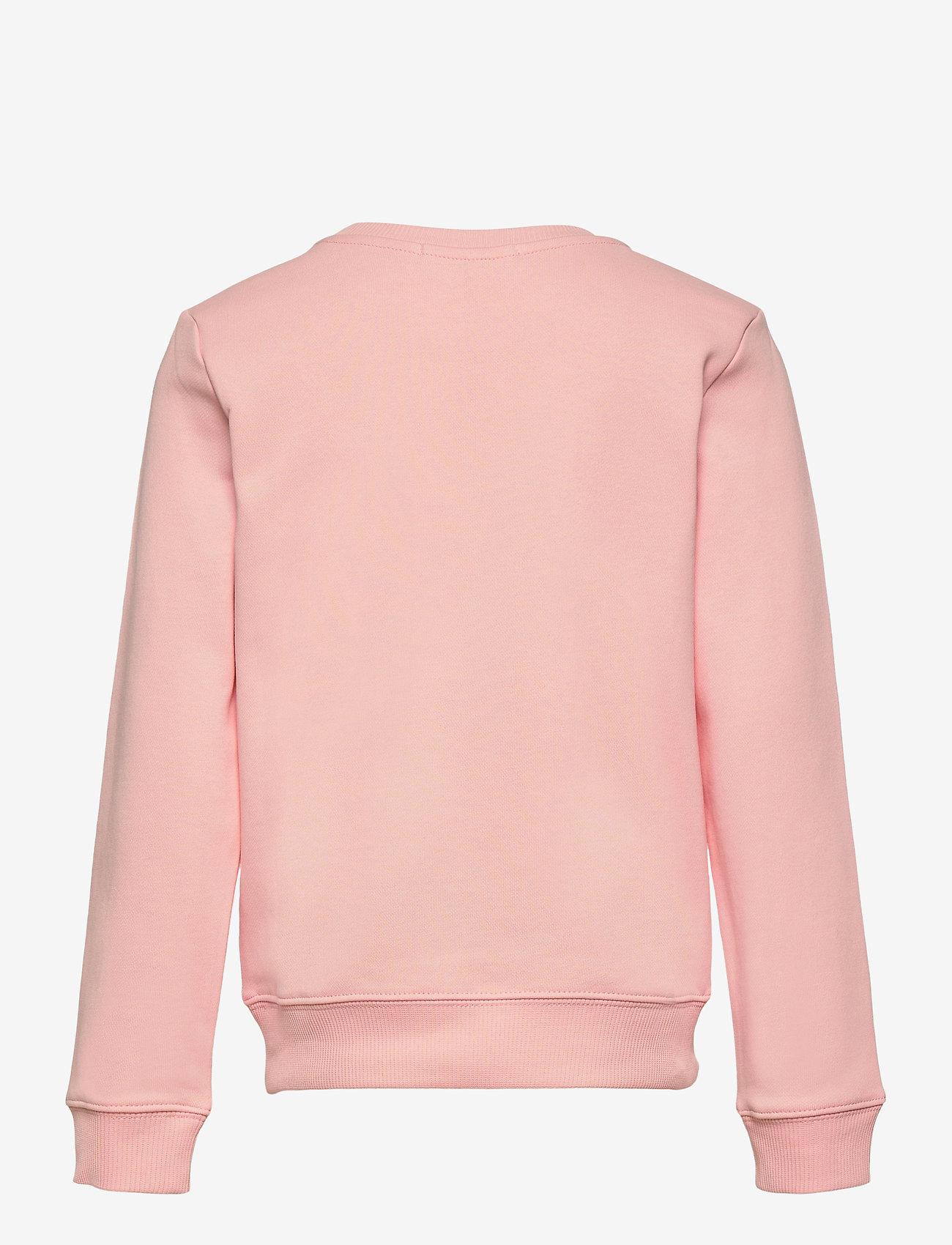 Calvin Klein - MONOGRAM LOGO SWEATSHIRT - sweatshirts - sand rose - 1