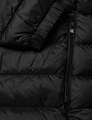 Calvin Klein - LIGHT DOWN JACKET - dunjakker & forede jakker - ck black - 4