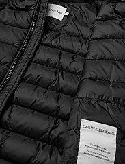 Calvin Klein - LIGHT DOWN JACKET - dunjakker & forede jakker - ck black - 5