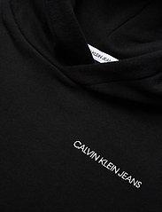 Calvin Klein - MONOGRAM SLEEVE HOODIE - hoodies - ck black - 2