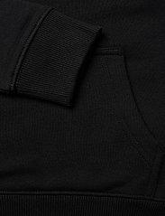 Calvin Klein - MONOGRAM SLEEVE HOODIE - hoodies - ck black - 3