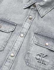 Calvin Klein - CLOUD WASHED SHIRT - hemden - asphalt grey - 2
