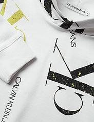 Calvin Klein - PAINT AOP HOODIE - kapuzenpullover - monogram paint splatter aop - 2
