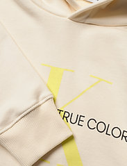 Calvin Klein - NATURAL DYE MONOGRAM - hoodies - lemon splash - 2