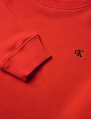 Calvin Klein - LOGO TAPE SWEATSHIRT - sweatshirts - fierce red - 2