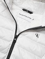 Calvin Klein - FITTED LIGHT DOWN JACKET - puffer & padded - bright white - 2