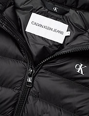 Calvin Klein - FITTED LIGHT DOWN JACKET - dunjakker & forede jakker - ck black - 3