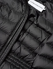 Calvin Klein - FITTED LIGHT DOWN JACKET - dunjakker & forede jakker - ck black - 5