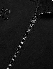 Calvin Klein - LOGO EMBROIDERY ZIP THROUGH - kapuzenpullover - ck black - 2