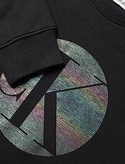 Calvin Klein - CIRCLE MONOGRAM SWEATSHIRT - sweatshirts - ck black - 2