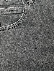 Calvin Klein - ELAS ALINE SKIRT AUT LGT G ST - röcke - authentic light grey stretch - 2