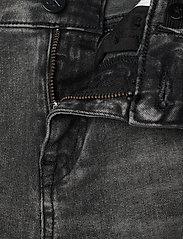 Calvin Klein - SKINNY HR MN DRK WASH GREY ST - jeans - monogram dark wash grey stretch - 3