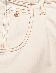 Calvin Klein - BARREL LEG ECRU NATURAL COM - jeans - ecru natural comfort - 3