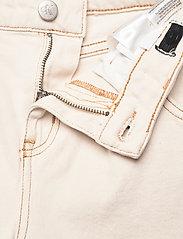 Calvin Klein - BARREL LEG ECRU NATURAL COM - jeans - ecru natural comfort - 4