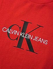 Calvin Klein - MONOGRAM LOGO T-SHIRT - korte mouwen - fierce red - 2