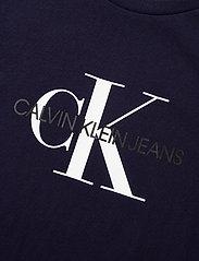 Calvin Klein - MONOGRAM LOGO T-SHIRT - korte mouwen - peacoat - 2