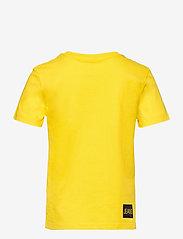 Calvin Klein - INSTITUTIONAL SS T-SHIRT - t-shirts - bright sunshine - 1