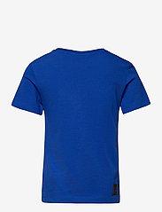 Calvin Klein - INSTITUTIONAL SS T-SHIRT - t-shirts - ultra blue - 1